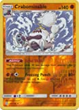 Crabominable - 122/236 - Rare - Reverse Holo - Cosmic Eclipse
