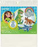 Toys : Perler Ironing Paper for Beads Crafts for Kids, 12'' x 16'', 7 Pieces