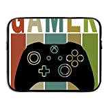 Business Briefcase Sleeve Gamer Game Pattern Laptop Sleeve Case Cover Handbag For 13 Inch Macbook Pro / Macbook Air / Asus / Dell / Lenovo / Hp / Samsung / Sony