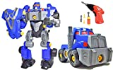 CoolToys Custom 3-in-1 Take-A-Part Robot Toy Playset |...