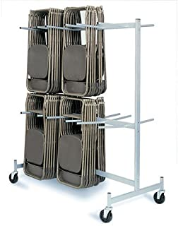 """product image for 74"""" x 31.63"""" x 63"""" Hanging Folded Chair Storage Truck"""