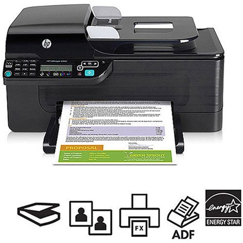 HP Officejet 4500 inkjet Multifunction Printer/Co