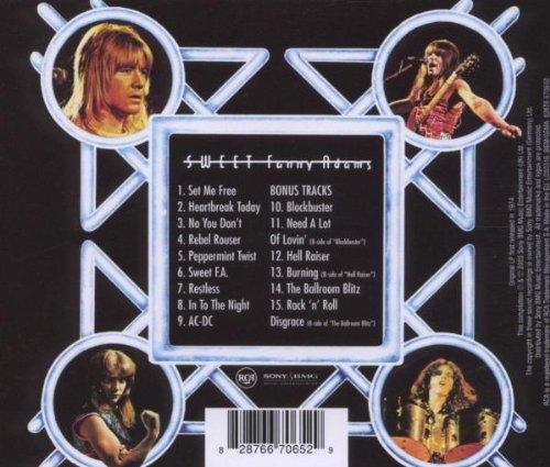 Sweet Fanny Adams by Sony/Bmg Int'l