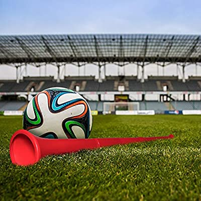 Windy City Novelties World Cup Collapsible Stadium Horn - 28