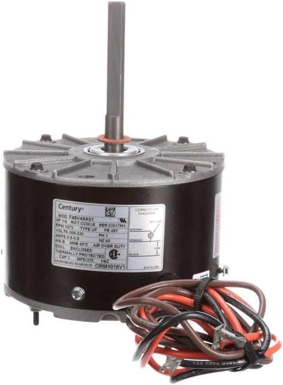 Ac Condenser Fan Motor Run Capacitor Wiring Diagram To
