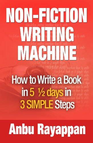 Steps to writing a nonfiction book