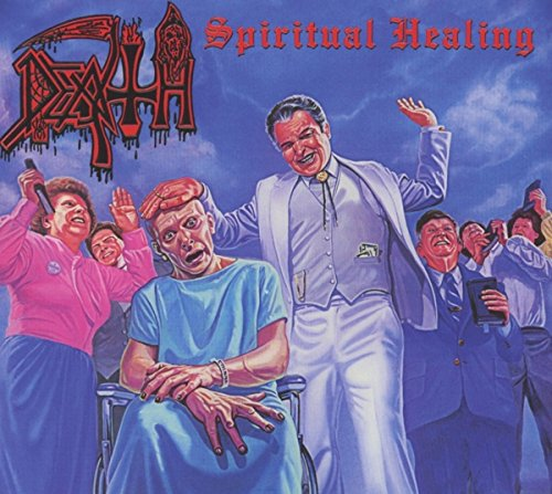 Vinilo : Death - Spiritual Healing (Reissue)