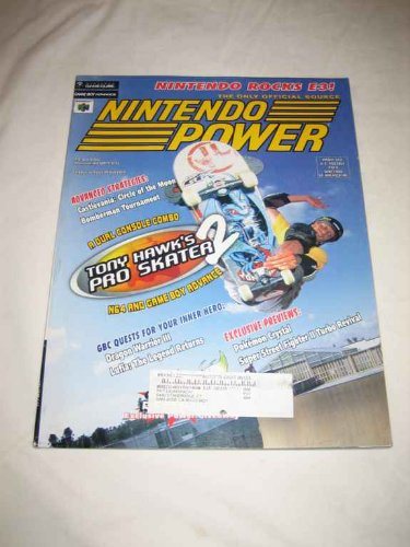 Nintendo Power V. 146 July 2001 E3 Castlevania Bomberman Tournament Dragon Warrior 3 Lufia