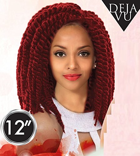 Dejavu Senegal Zumba Twist Kanekalon Crochet Braiding 12