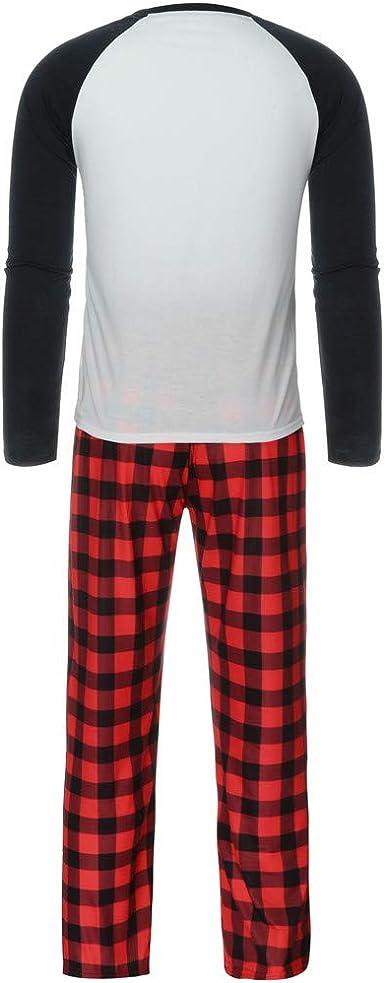 cinnamou Pijama De Navidad Conjunto De Pijama Familiar Pijama ...