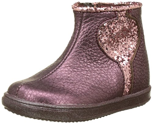 Little Mary Mädchen Charlotte Desert Boots Rouge (*Sweet Grappe)