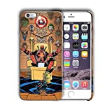 Hard Case Cover with Deadpool Design Compatible with iPhone 7 / iPhone 8 4.7in (dead4)