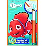 Finding Nemo Disney Pixar Invisible Ink Book With Stickers