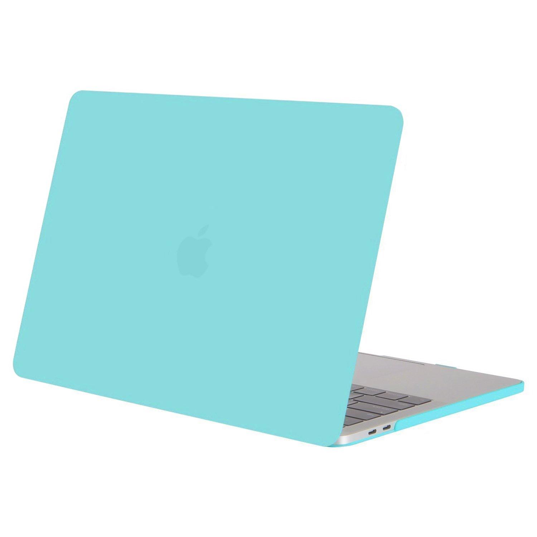 MOSISO Funda Dura Compatible 2018 2017 2016 MacBook Pro 13 con/sin Touch Bar A1989 A1706 A1708 USB-C, Ultra Delgado Carcasa Rígida Protector de Plástico ...