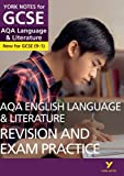 img - for AQA English Language and Literature Revision and Exam Practice: York Notes for GCSE (9-1) book / textbook / text book