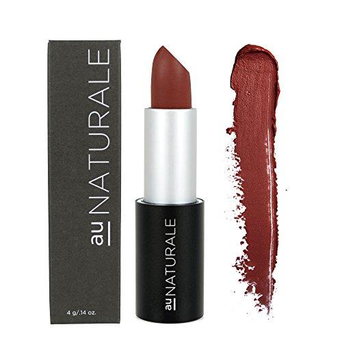 Au Naturale Eternity Lipstick in Spanish Rose | Made in USA | Vegan | Organic (Best Lipstick Brand In Usa)