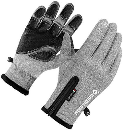防風グローブ 釣りグローブ アウトドア サイクリンググローブ 冬 暖かい 手袋 全5サイズ
