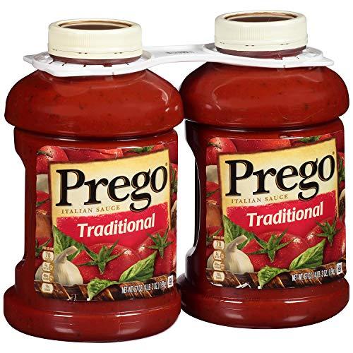 - Prego Heart Smart Traditional - 2/67oz
