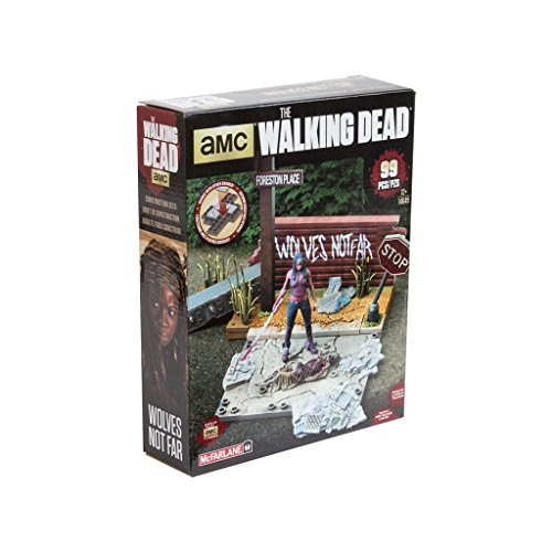 Wolves Not Far (The Walking Dead TV) McFarlane Construction Set