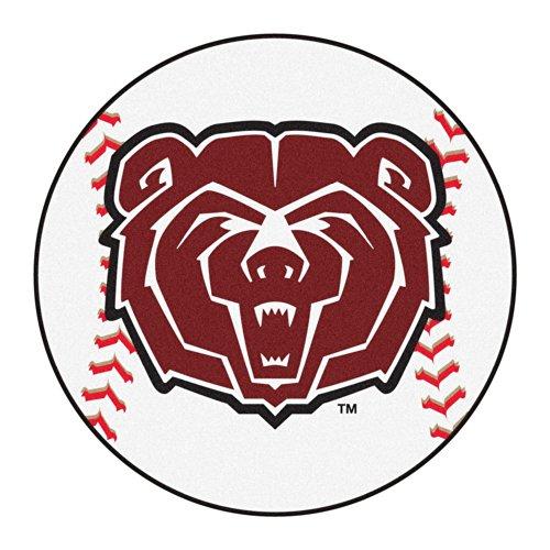 - Fanmats Missouri State Baseball Rug Mat 27