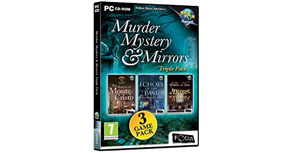 Murder, Mystery & Mirrors Triple Pack (PC CD) [Importación inglesa]: Amazon.es: Videojuegos