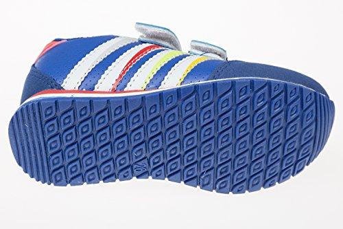 gibra - Zapatillas de Material Sintético para niño 36 Azul - azul real