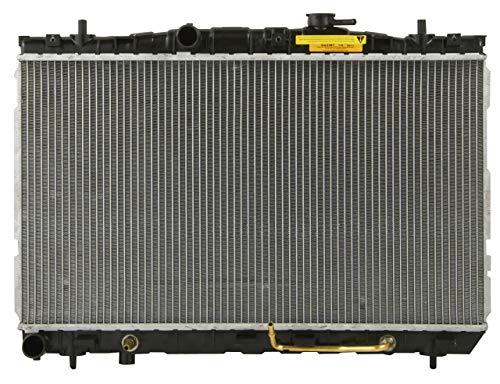 - Spectra Premium CU2387 Complete Radiator for Hyundai Elantra and Tiburon