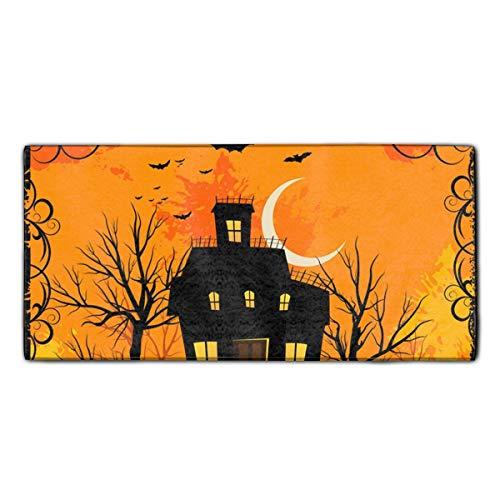 (YSKHDBC Luxury Oversized Towels,Halloween Print,100%)