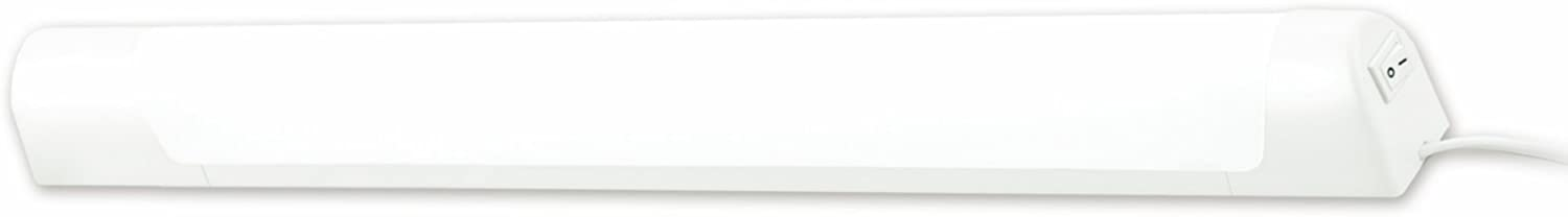 Good Earth Lighting GLS9721P-T8-WHI Fluorescent Light Bar, 21-Inch Discontinued