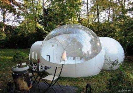 fc23c44ca28 This mobile structure is one of the best inflatable bubble tent structures.  It has two tunnels hence offers enough space for a number of people.