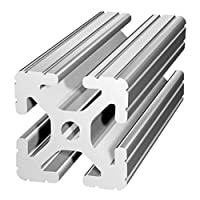 "80/20 Inc., 1515, 15 Series, 1.5"" x 1.5"" T-Slotted Extrusion x 72"" from 80/20 Inc."