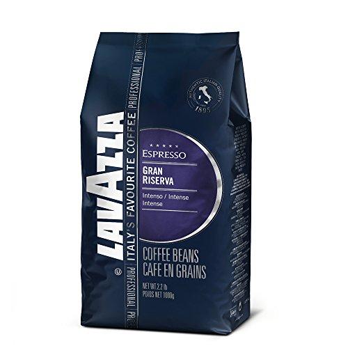 Lavazza Gran Riserva Espresso Coffee Beans 6 2.2lb bags by Lavazza