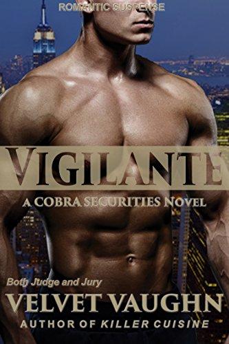 Velvet Pull - Vigilante (COBRA Securities Series Book 8)