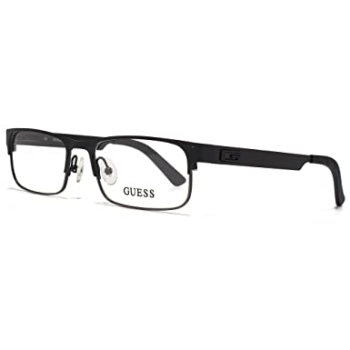 4eae9b9f3e748d Image Unavailable. Image not available for. Color  GUESS Eyeglasses GU 1731  Black 53MM