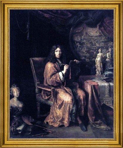 Art Oyster Pierre Mignard Self-Portrait - 16.05
