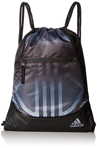 Light adidas II Alliance Black Print Onix Texture Sackpack pzRYp