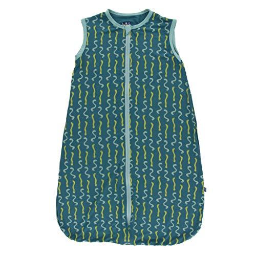 Kickee Pants Print Lightweight Sleeping Bag (Oasis Worms - 18-36 Months) ()
