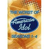 American Idol - The Worst of Seasons 1-4 by Ryan Seacrest