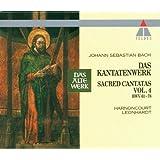 Bach: Sacred Cantatas, Vol 4 (BWV 61-78) / Harnoncourt