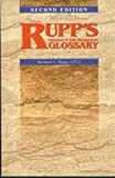 img - for Rupp's Insurance & Risk Management Glossary, 2nd Edition (National Insurance Laws Service Publishing book / textbook / text book