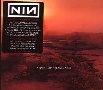 Y34RZ3R0R3MIX3D / [CD/DVD Combo] by Nine Inch Nails Box set