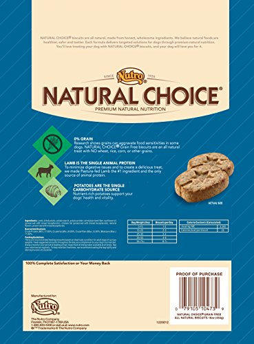 NATURAL-CHOICE-Grain-Free-Adult-Dog-Biscuits-Lamb-and-Potato-Recipe-16-oz-454-g