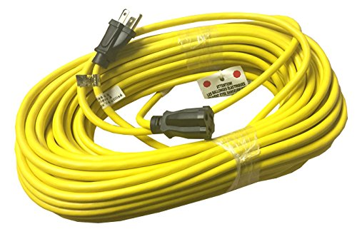Light Duty Single - Extension Cord - 82' (24.9m) - Indoor/outdoor - single end - light duty 16/3