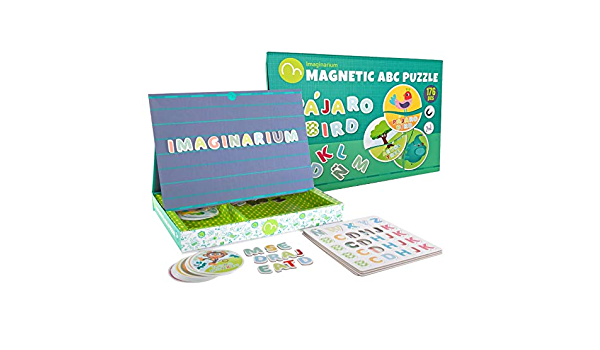 Magnetic ABC Juego de Letras magn/éticas