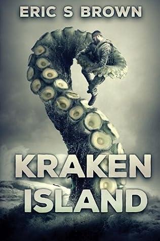 book cover of Kraken Island