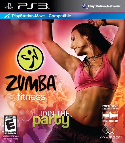 Zumba Fitness - PlayStation 3 (Ps3 Dance Games)