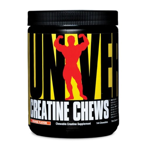 Universal Creatine Chews, raisin 144-Count