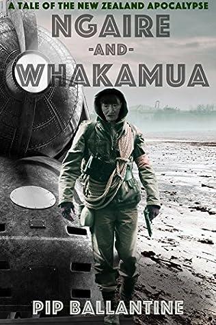 book cover of Ngaire and Whakamua