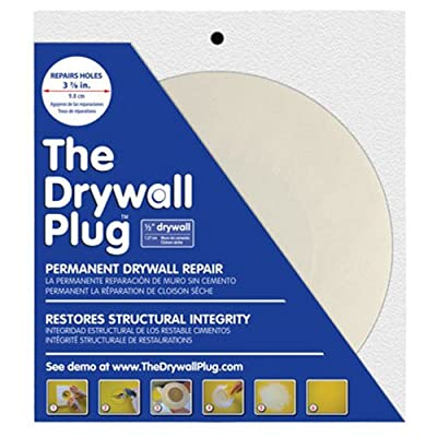 "The Drywall Plug DP123 1/2"" x 3-7/8"" Drywall Repair Plug"