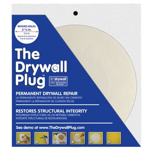 The Drywall Plug DP123 1/2'' x 3-7/8'' Drywall Repair Plug